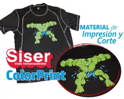 COLORPRINT PU Material de Impresión y Corte