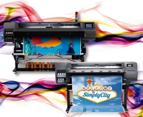Tecnologías de Impresión con HP Látex