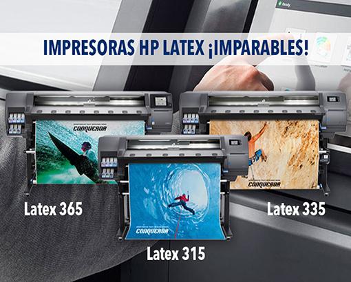 Uso y Mantenimiento de HP LATEX