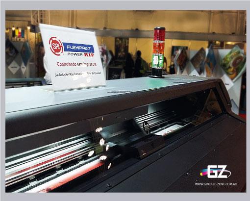 Guia de Impresora HP Latex  serie 500