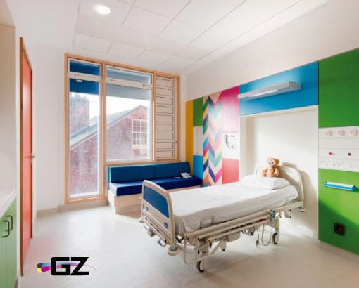 Tecnología Latex para Hospitales Infantiles