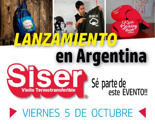 EVENTO PRESENTACION SISER EN ARGENTINA