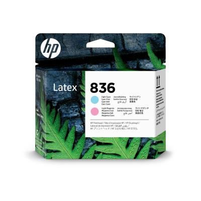 Cabezal HP 836 Cian claro/Magenta claro