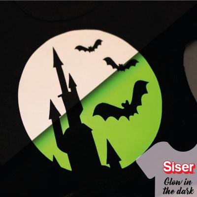 Siser EasyWeed Glow in the Dark (Brilla en la Oscuridad)  30 cm por ml