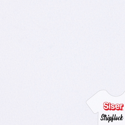 Siser StripFlock Pro Blanco 38cm x ml