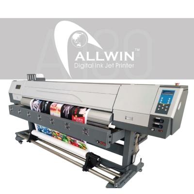 Allwin A-180*2 cabezales
