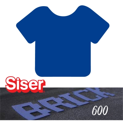 Siser Brick 600 Azul Real 50cm x ml
