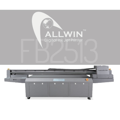 Allwin FB-2513 4 Cabezales Ricoh