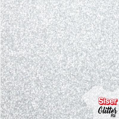 EasyPSV Glitter Plateado 60cm x ml