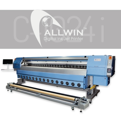 Allwin C1024i PLUS 4 Cabezales KM