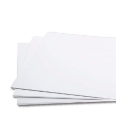Placa PVC Foam Board 1.22 x 2.44mts 5mm x 10 unidades STROTEX