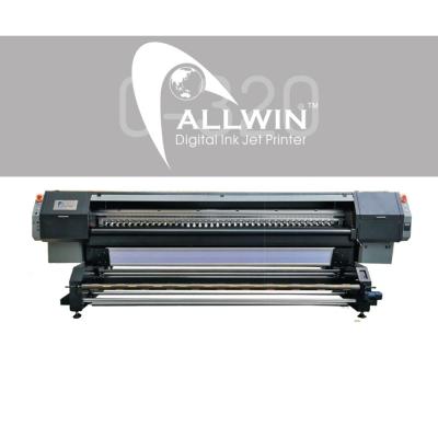 Allwin C320 Pinch Roll UV (4+Blanco)