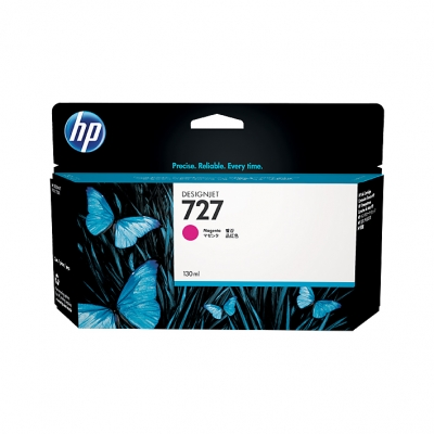 Cartucho HP Nº 727 Magenta (130ml)