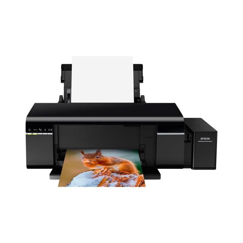 Impresora A4 - Epson EcoTank L805