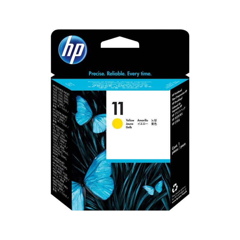 Cabezal HP Nº 11 Yellow