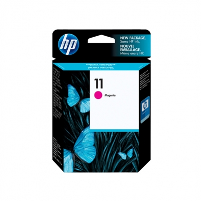 Cartucho HP Nº 11 Magenta (28ml)