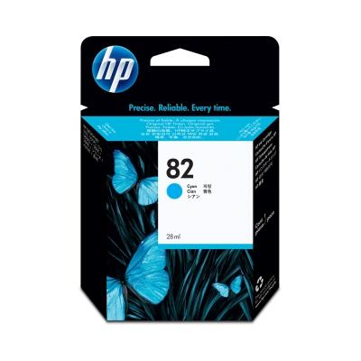 Cartucho HP Nº 82 Cyan (69ml)