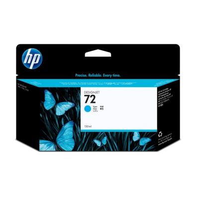 Cartucho HP Nº 72 Cyan (130 ml)