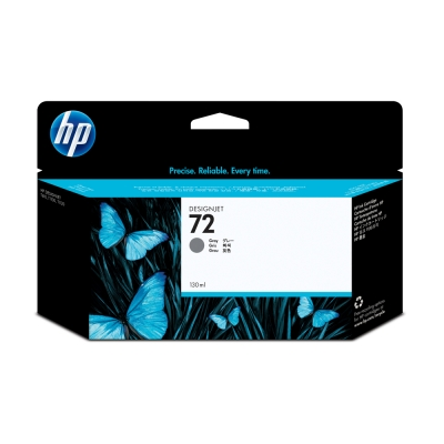 Cartucho HP Nº 72  Gris (130ml)
