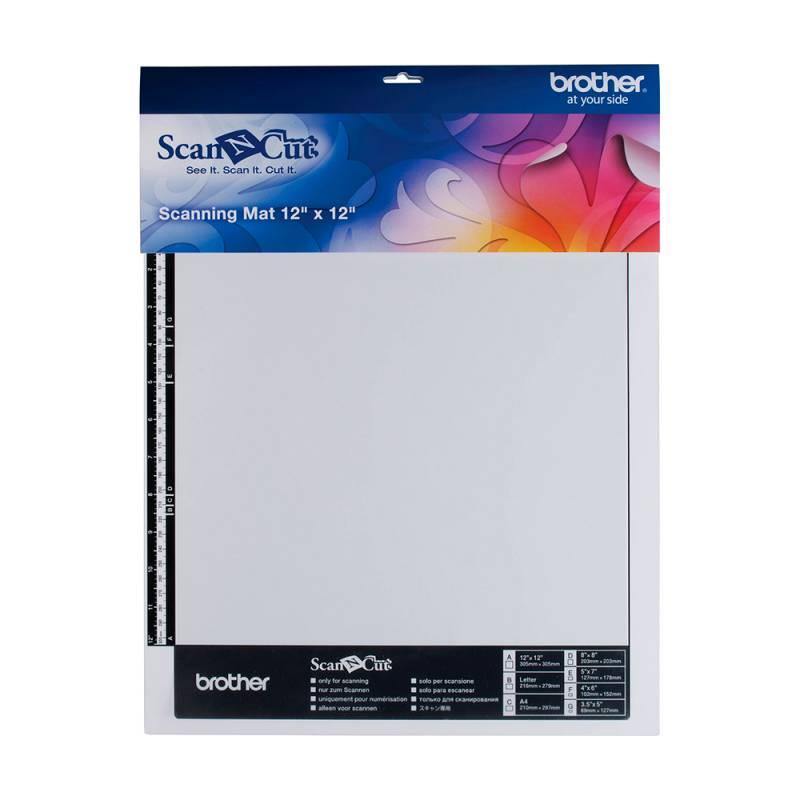 Alfombrilla para Escaneo 30x30 Compatible con Brother ScanNCut CM650W y otros modelos