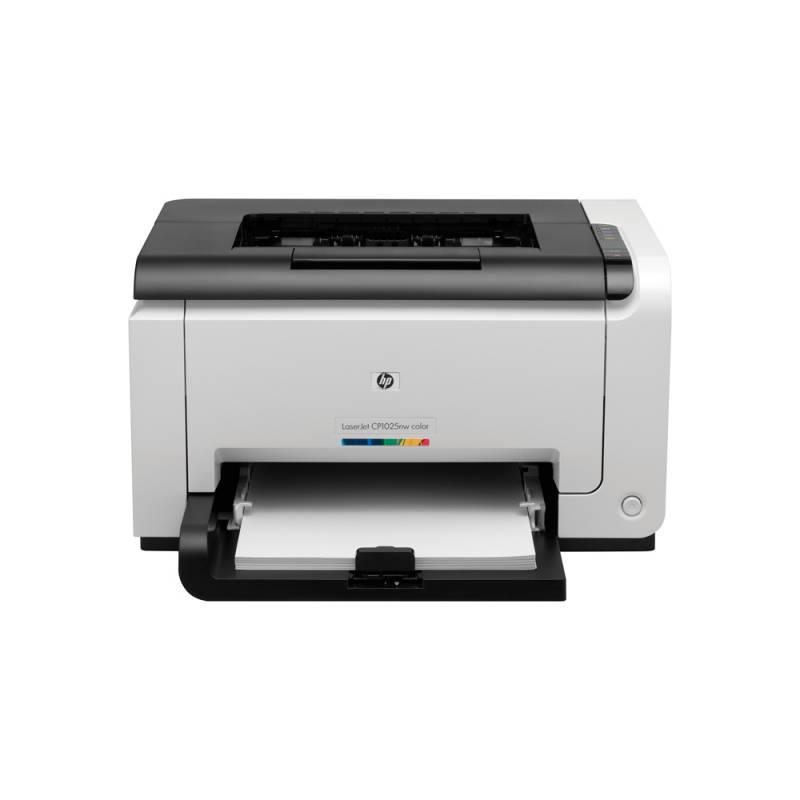 Impresora Color A4 - HP LaserJet 1025 NW