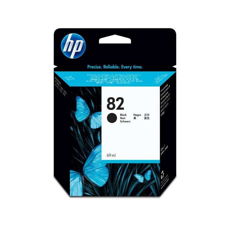 Cartucho HP Nº 82 Negro (69ml)