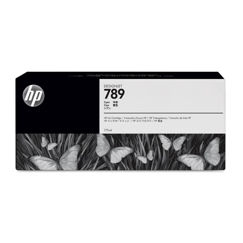Cartucho HP Nº 789 Cyan 775 ml