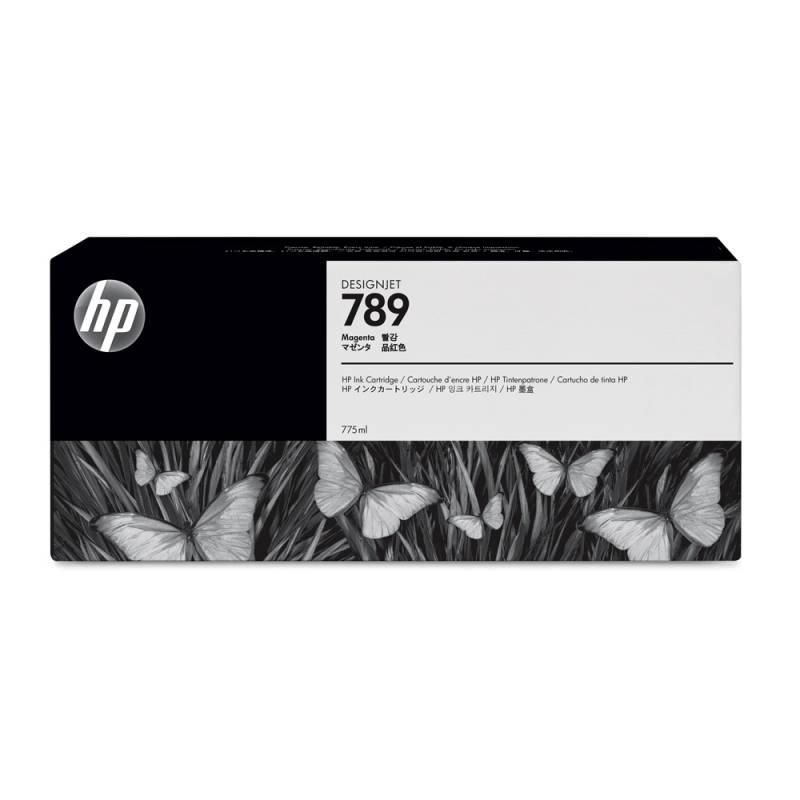 Cartucho HP Nº 789 Magenta 775 ml