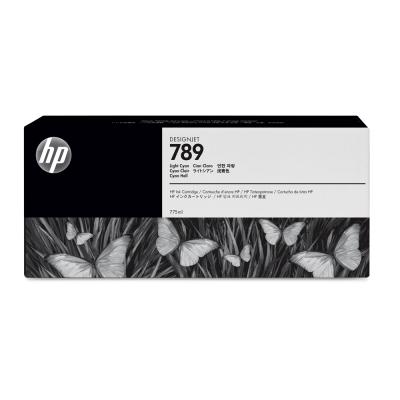 Cartucho HP Nº 789 Cyan Claro  775 ml