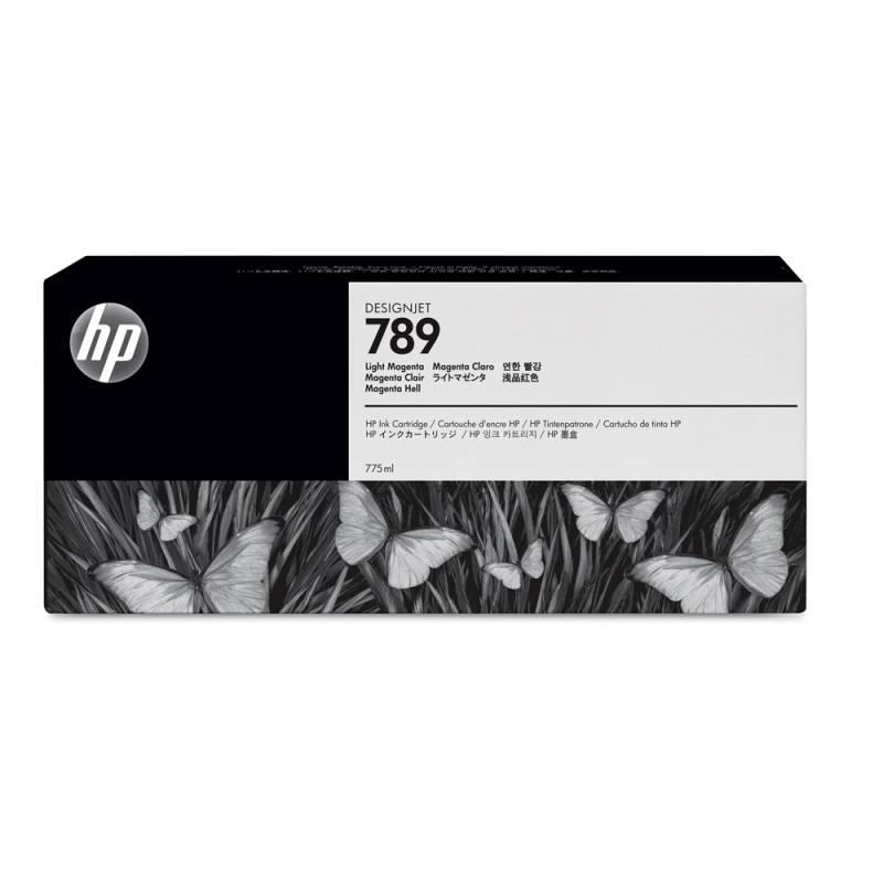 Cartucho HP Nº 789 Magenta Claro  775 ml