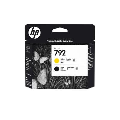 Cabezal HP Nº 792 Amarillo/Negro