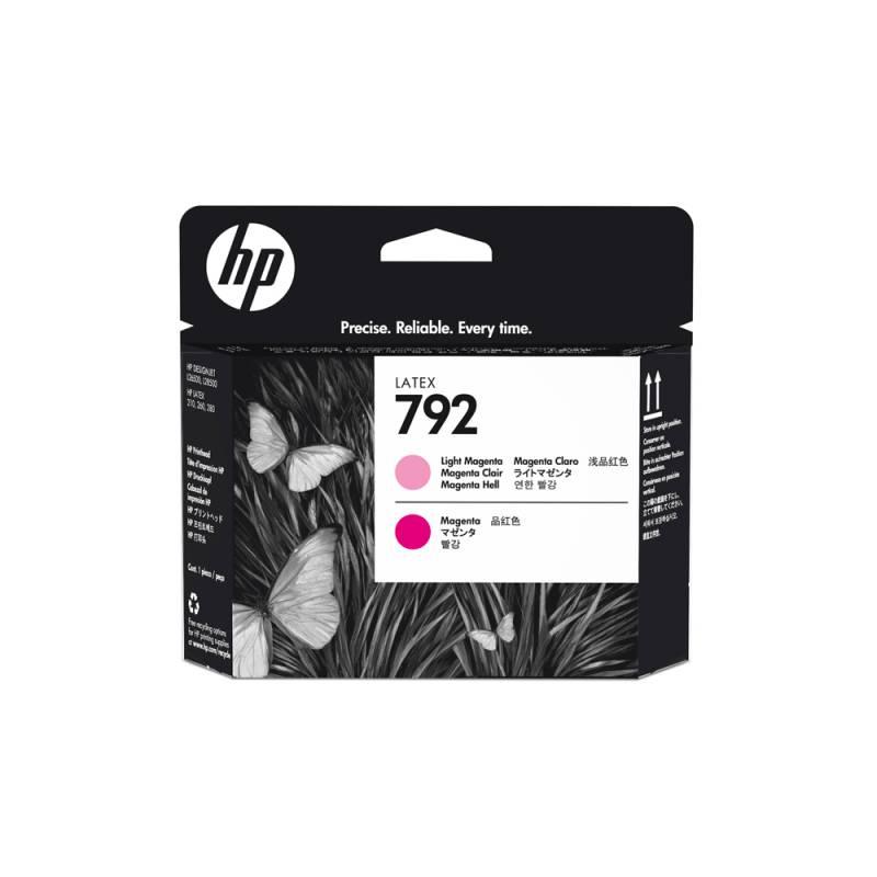 Cabezal HP Nº 792 Magenta/Magenta Claro