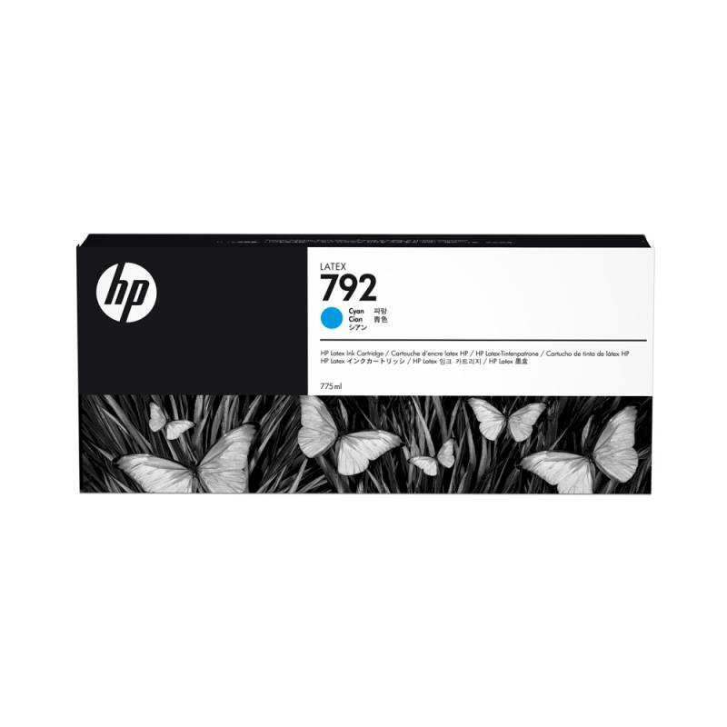 Cartucho HP Nº 792 Cyan 775 ml