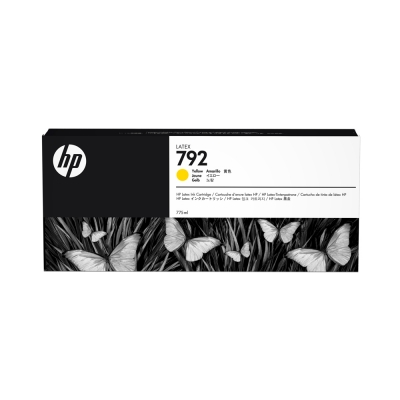 Cartucho HP Nº 792 Amarillo 775 ml