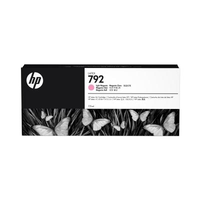 Cartucho HP Nº 792 Magenta Claro 775 ml