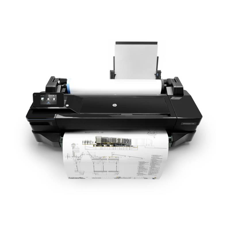Impresora HP Designjet T120 24