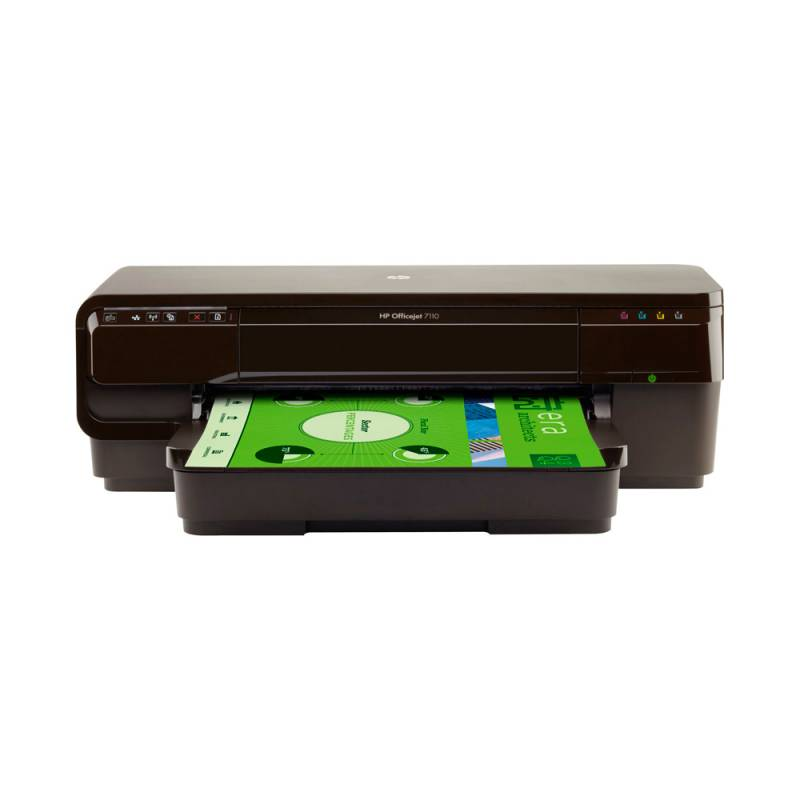 Impresora A3 - HP OfficeJet 7110