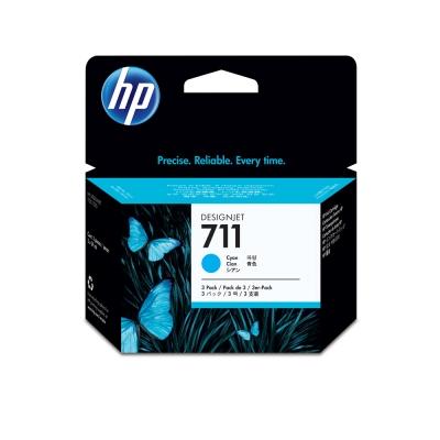 Cartucho HP Nº 711 Cyan (29ml)