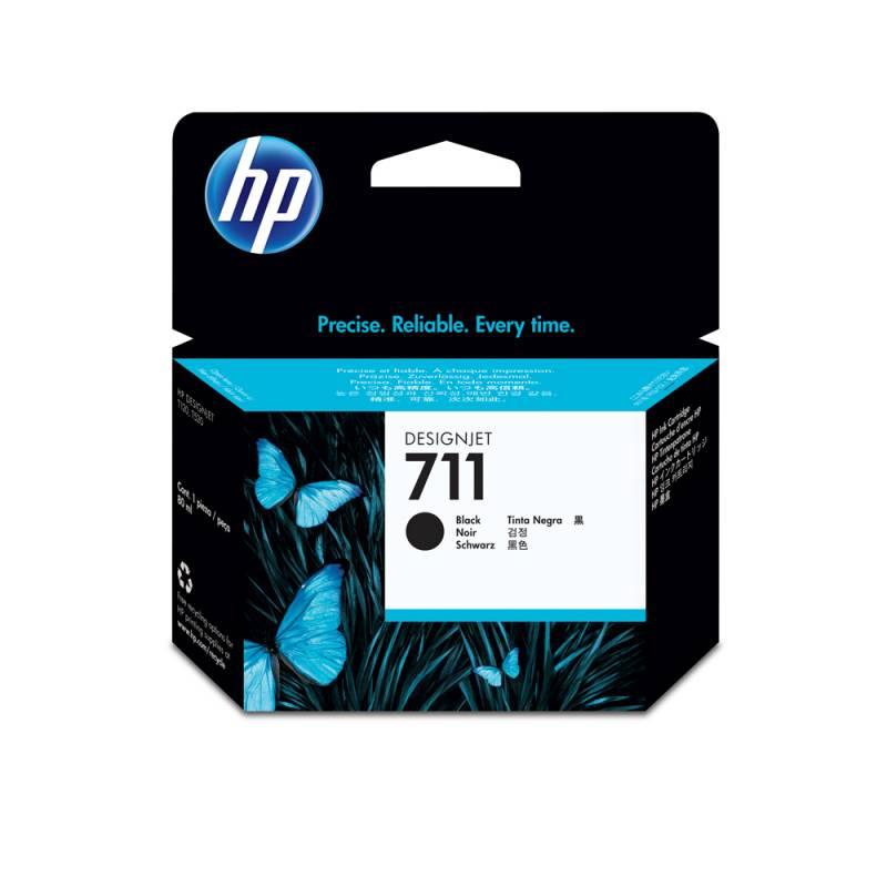 Cartucho HP Nº 711 Negro (80ml)