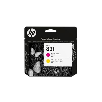 Cabezal HP Nº 831 Amarillo/Magenta