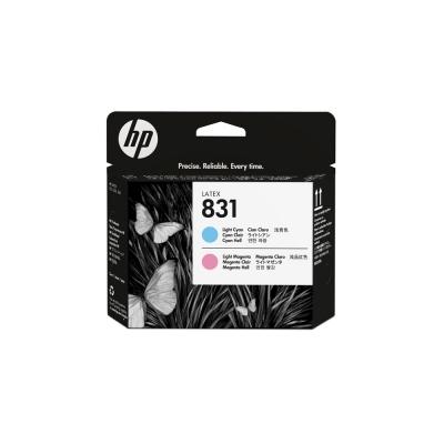 Cabezal HP Nº 831 Magenta Claro/Cyan Claro
