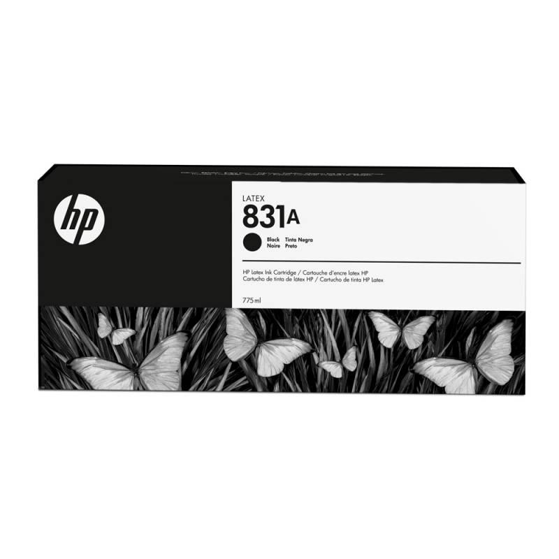 Cartucho HP Nº 831 Negro 775ml