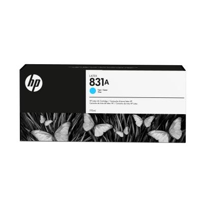 Cartucho HP Nº 831 Cyan 775ml