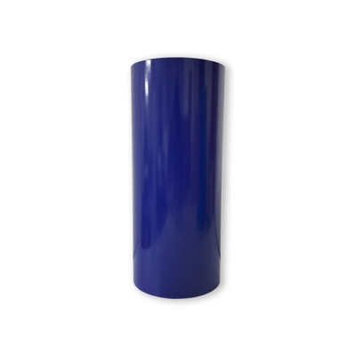 Vinilo Decorativo Autoadhesivo Brillante Rollo de 30cm de ancho por metro lineal - Color: Azul Marino