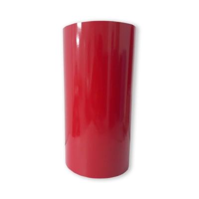 Vinilo Decorativo Autoadhesivo Brillante Rollo de 30cm de ancho por metro lineal - Color: Rojo Cardinal