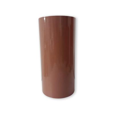 Vinilo Decorativo Autoadhesivo Brillante Rollo de 30cm de ancho por metro lineal - Color: Marron Cafe