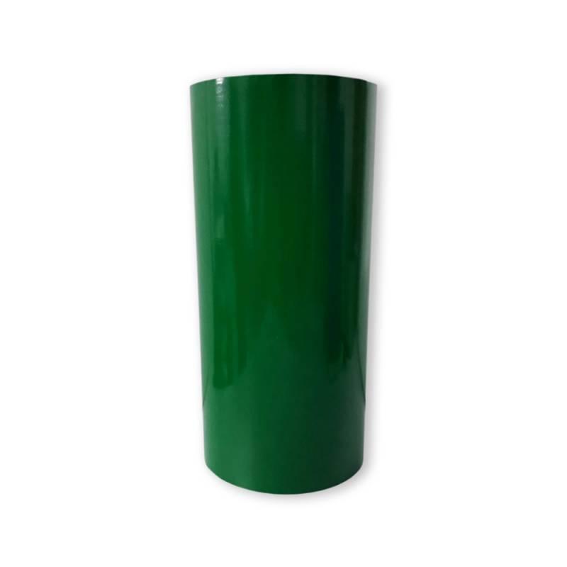 Vinilo Decorativo Autoadhesivo Brillante Rollo de 30cm de ancho por metro lineal - Color: Verde