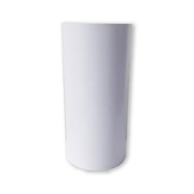 Vinilo Decorativo Autoadhesivo Brillante Rollo de 30cm de ancho por metro lineal - Color: Blanco