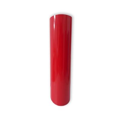 Vinilo Decorativo Autoadhesivo Brillante Rollo de 61cm de ancho por metro lineal - Color: Rojo Tomate
