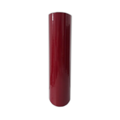Vinilo Decorativo Autoadhesivo Brillante Rollo de 61cm de ancho por metro lineal - Color: Bordo